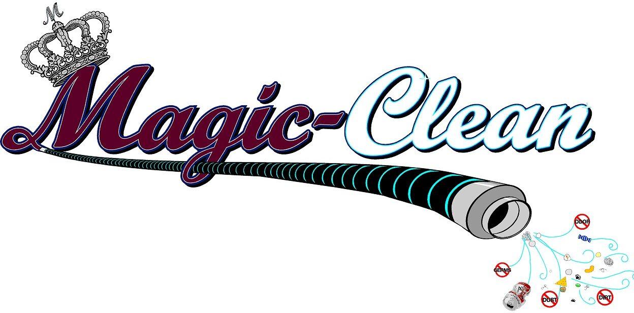 Magic-Clean logo